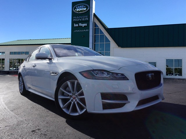 New 2017 Jaguar XF 35t R Sport AWD 35t R Sport 4dr Sedan in Las